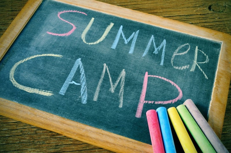 Summertime And The Tutoring Is...