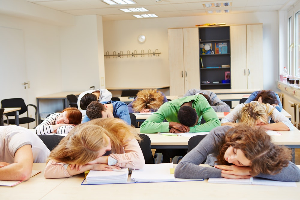 School Starting Times And The Importance Of Sleep