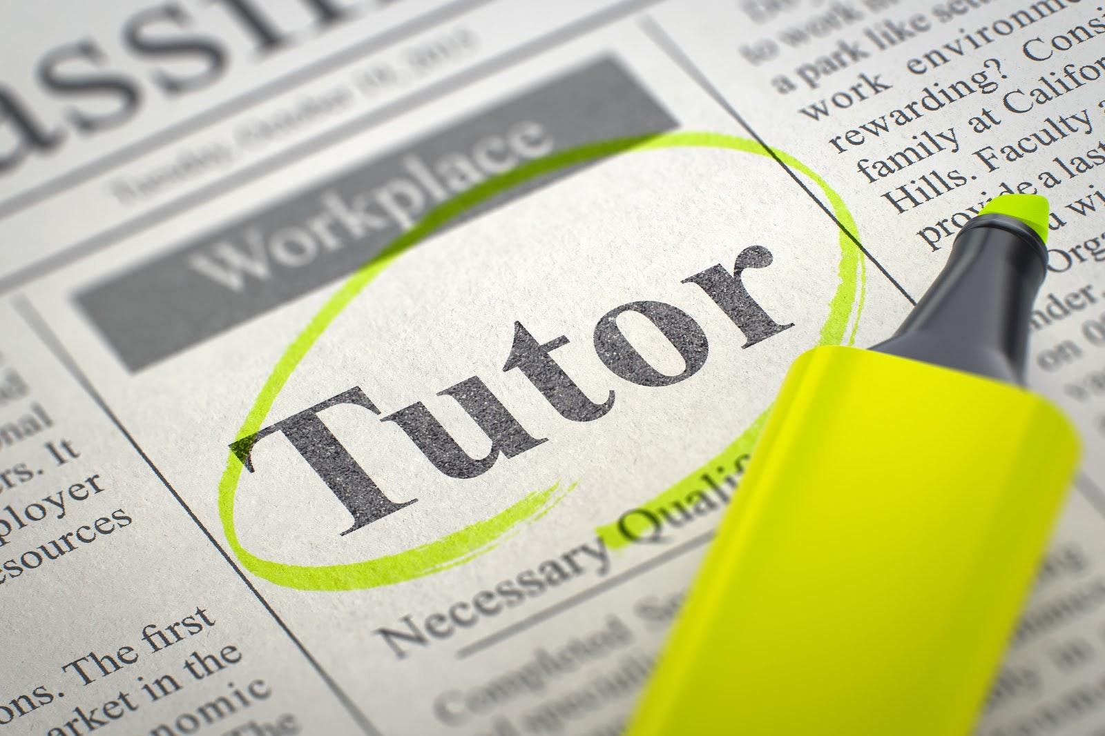 Tutors: a selection of articles